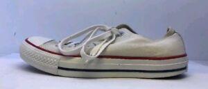 Converse Uk Lace Unisex deporte White de Star Zapatillas Up All 6 rOq1CZrKwP