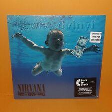"""2008 DGC SUB POP RECORDS NIRVANA - NEVERMIND 12"""" LP ALBUM VINYL 180g REISSUE"""
