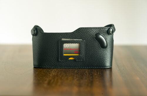 Mr ZHOU JULIEN Custodia con carta di velocità film ASA PKT per Leica M3 M2 M4 M6 M7 Mega Pixel