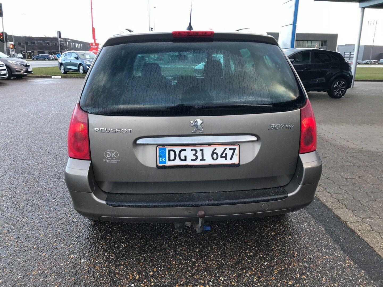 Peugeot 307 2,0 SW - billede 6