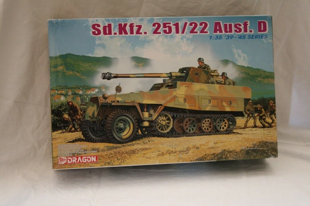 Dragon 6248 1 3 5 Sd. Auto. 25122 Ausf. D
