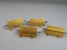 4 Mixed Value Dale Pacific 250chn 250w See Listing With1ea 150w 8 Ohm Resistor