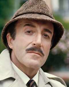 Image is loading Peter-Sellers-Inspector-Clouseau-The-Pink-Panther-Glossy- f8ffbc044c8