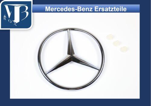 OE Mercedes-Benz W107 R107 560SL Stern mit Tüllen an Heckdeckel Kofferraumdeckel