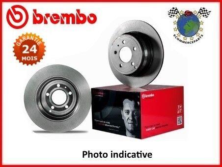 Kit disques frein Brembo arrière ALFA ROMEO ALFASUD ##b