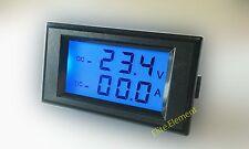 DC +/- 300A 20V Bidirectional Current Voltage Meter Battery Monitor 12V Solar DS