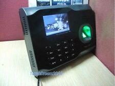 Asistencia biométrica del tiempo de la huella digital Sistema + WiFi+USB +TCPIP