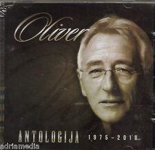OLIVER 1975 - 2010 DRAGOJEVIC CD Antologija Cesarica Galeb i ja Morski vuk Adria