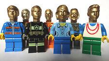 individueller Kopf mit LEGO Minifigur als Geschenk - your individual LEGO head