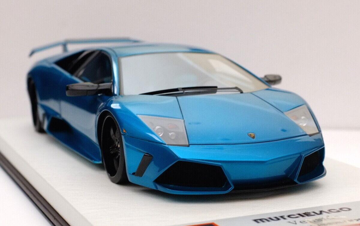 1 18 APM Lamborghini veilside MURCIELAGO LP640 M. LB artmis Vert Davis Giovanni