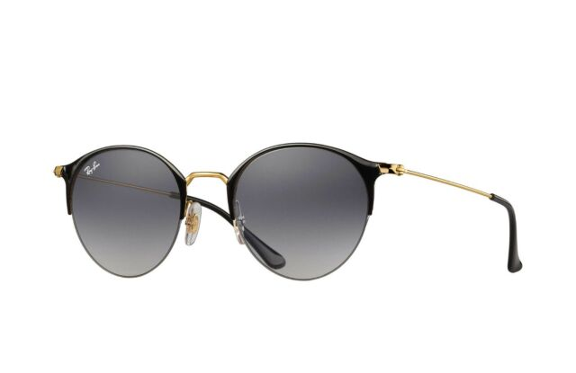 6a573a61f6 Sunglasses Ray-Ban Rb3578 187 11 50 Gold Black Gradient Grey for ...