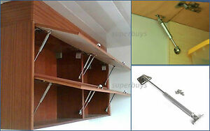 Superieur Image Is Loading Kitchen Cabinet Door Open Close Lift Pneumatic Support