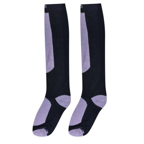Campri Snow Sock 2Pk Ladies Ski Socks