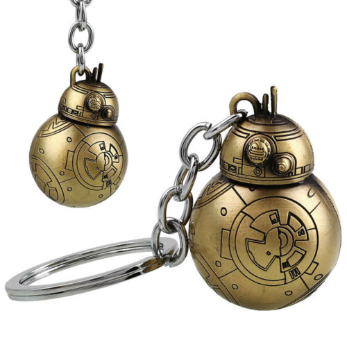 Star Wars The Force Awakens BB-8 Figure Keychain Key ring Toy Gift