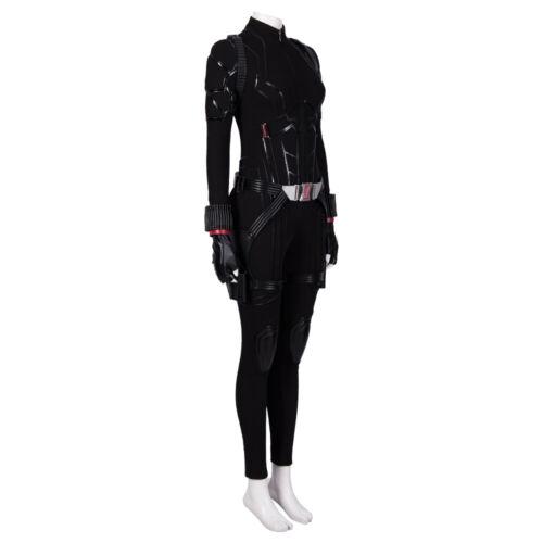 Avengers 4 Endgame Black Widow Costume Natasha Romanoff Women Cosplay Costume