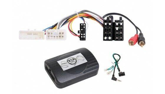 CITROEN c1 2g dal 2014-Auto Adattatore Radio + adattatore volante Connettore Cavo