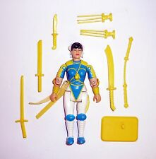 GI JOE CHUN LI Vintage Action Figure Street Fighter 2 COMPLETE 3 3/4 C9+ v1 1993