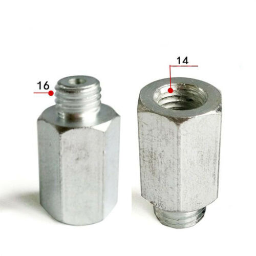 M10 M14 M16 Angle Grinder Polisher Interface Converter Bit Screw Thread Adapter