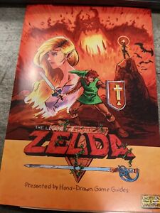 The Legend of Zelda Presented by Hand Drawn Game Guides