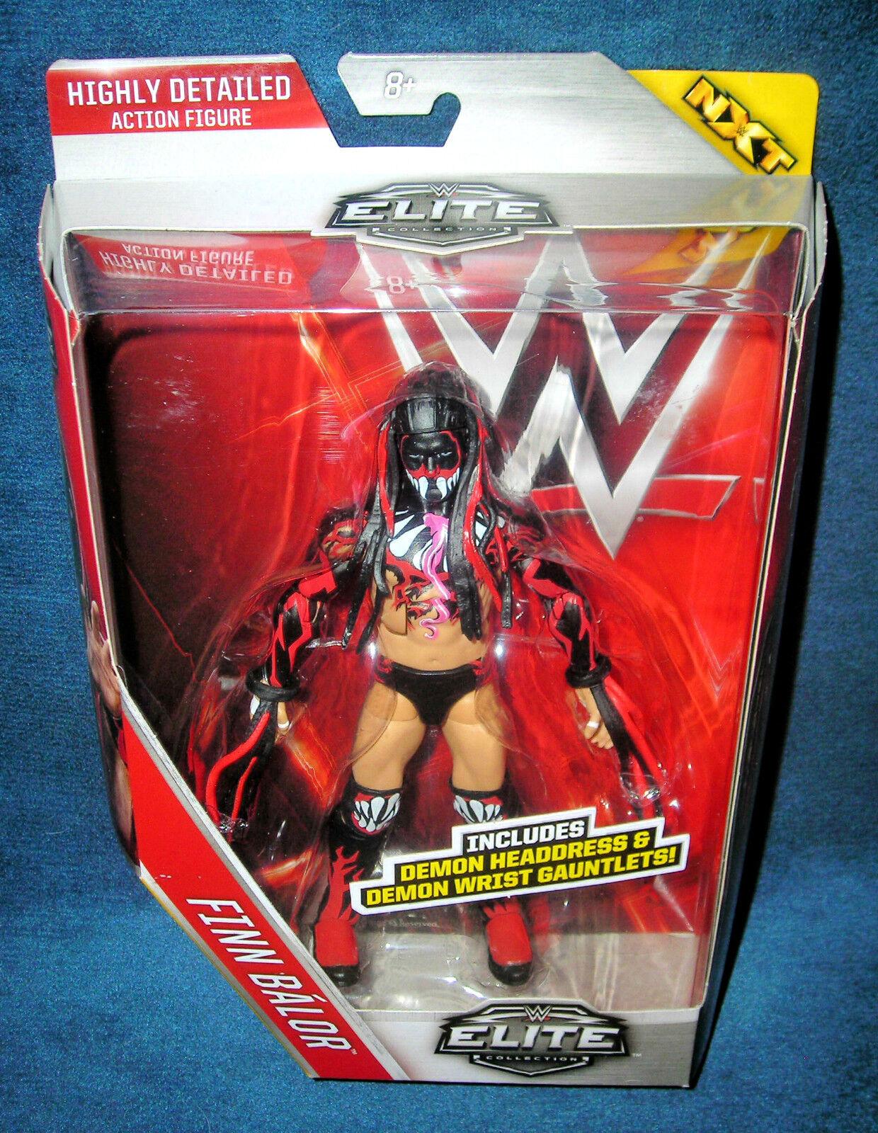 Finn Balor NXT WWE Elite súperEstrella ganó Raw demonio tocado Demonio Muñeca