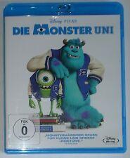 Die Monster Uni   Blu Ray NEU Walt Disney
