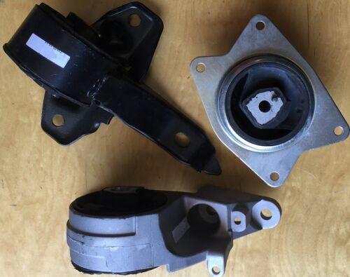 3pcSet fits Chevy Malibu 2004 2005 2006 2007 2008 AUTOMATIC 2.2L Motor Mounts