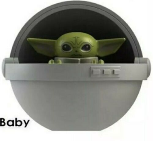 THE CHILD BABY YODA Pod Carriage Star Wars Minifigure The Mandalorian Clone