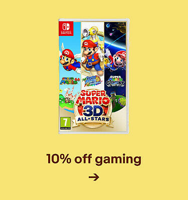 10% off gaming