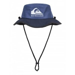 ee61562efd9 Quiksilver Real Gel Bucket Hat Boys in Bijou Blue 3613373970268