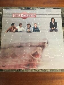 Vintage-Vinyl-Record-Little-River-Band-First-Under-The-Wire-1979-Capital