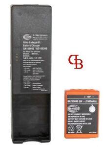 CHARGEUR-HBC-QD109300-batteries-BA225030-HBC-Radiomatic-Original-Product