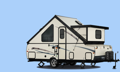 Pop Up and Folding Campers