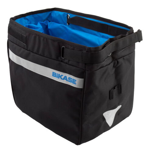BIKASE Bag Bikase Pannier Grocery Bk