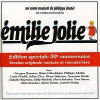 Emilie Jolie (30 Ann - Emilie Jolie (30 Anniversary) / O.c.r. [new Cd] on Sale