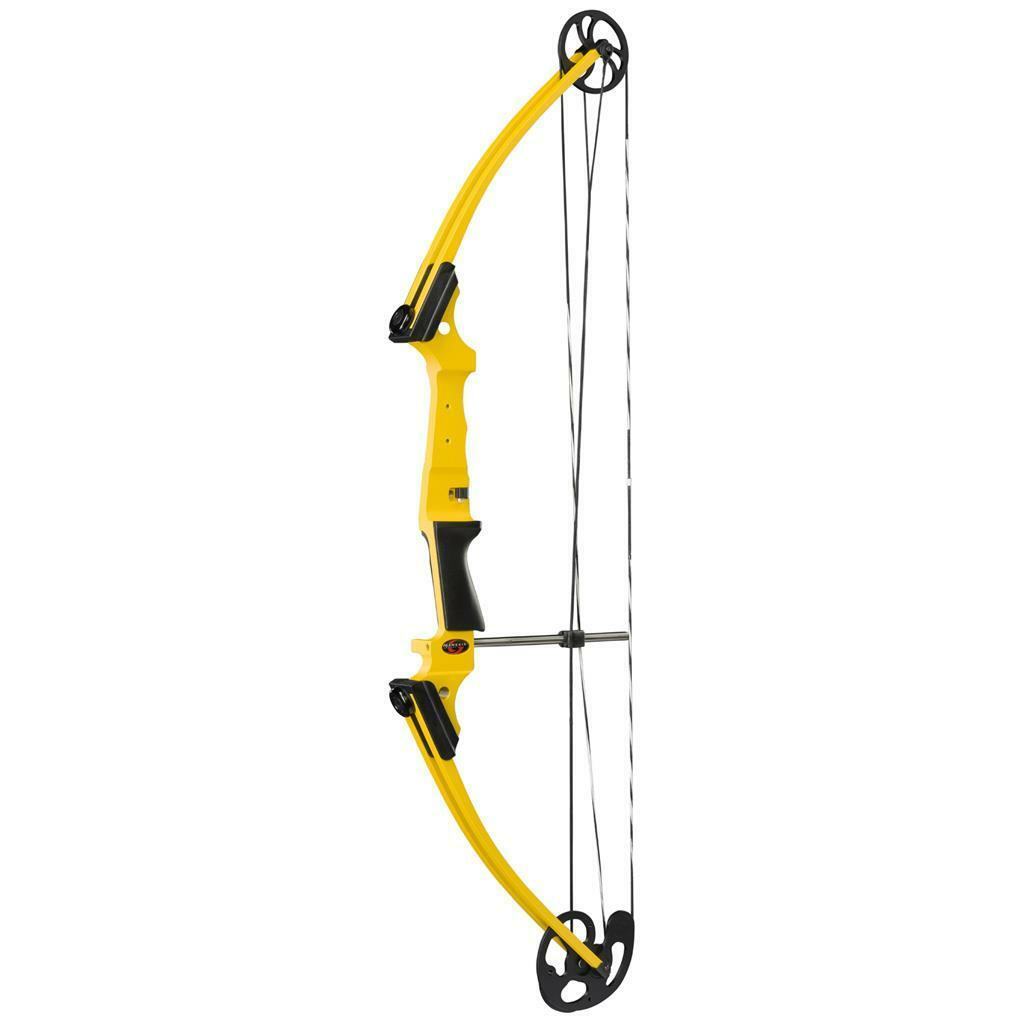 Genesis Compound Bow Right Hand Yellow