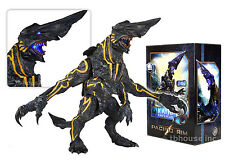 "20"" KNIFEHEAD monster kaiju PACIFIC RIM figure LED LIGHT-UP EYES+MOUTH neca 18"""