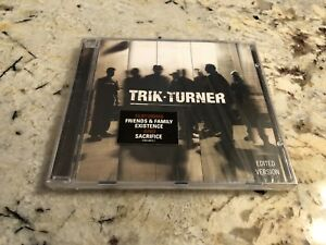 Trik Turner 2002 by Trik Turner BRAND NEW SEALED PROMO CD