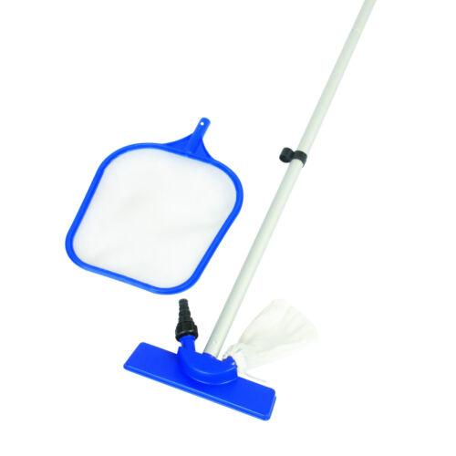 FLOWCLEAR COLEMAN BASIC SWIMMING POOL CLEANING MAINTENACE DEBRIS VACUUM CLEANER