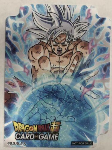 x1 Dragon Ball Super CCG Son Goku The Awakened Power Deck Separator