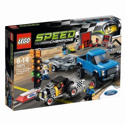 LEGO Speed Champions 75875 Ford F-150 u. Ford M Neu Neu Neu OVP 66b511
