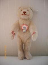 1992 STEIFF Dicky Teddy Bear - 1930 Replica - with certificate and Steiff Box
