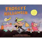 Froggy's Halloween by Jonathan London (Book)