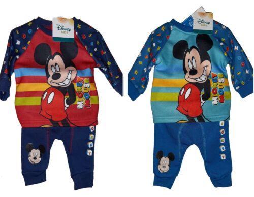 Ensemble jogging survêtement bébé Mickey du 3 au 23 mois neuf sous emballage