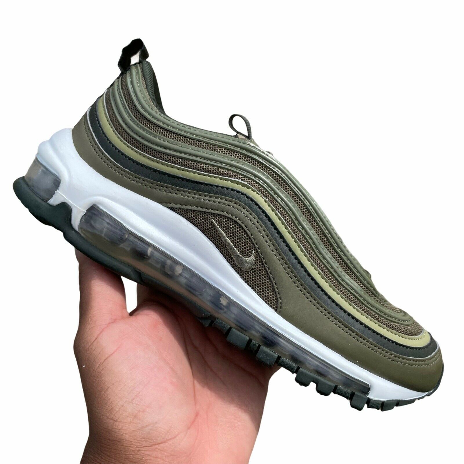 Size 6 - Nike Air Max 97 Olive Green 2018 for sale online | eBay