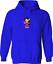 Unisex-Pullover-Sweatshirt-Hoodie-Sweater-Little-Mermaid-Princess-Ariel-Cartoon thumbnail 11