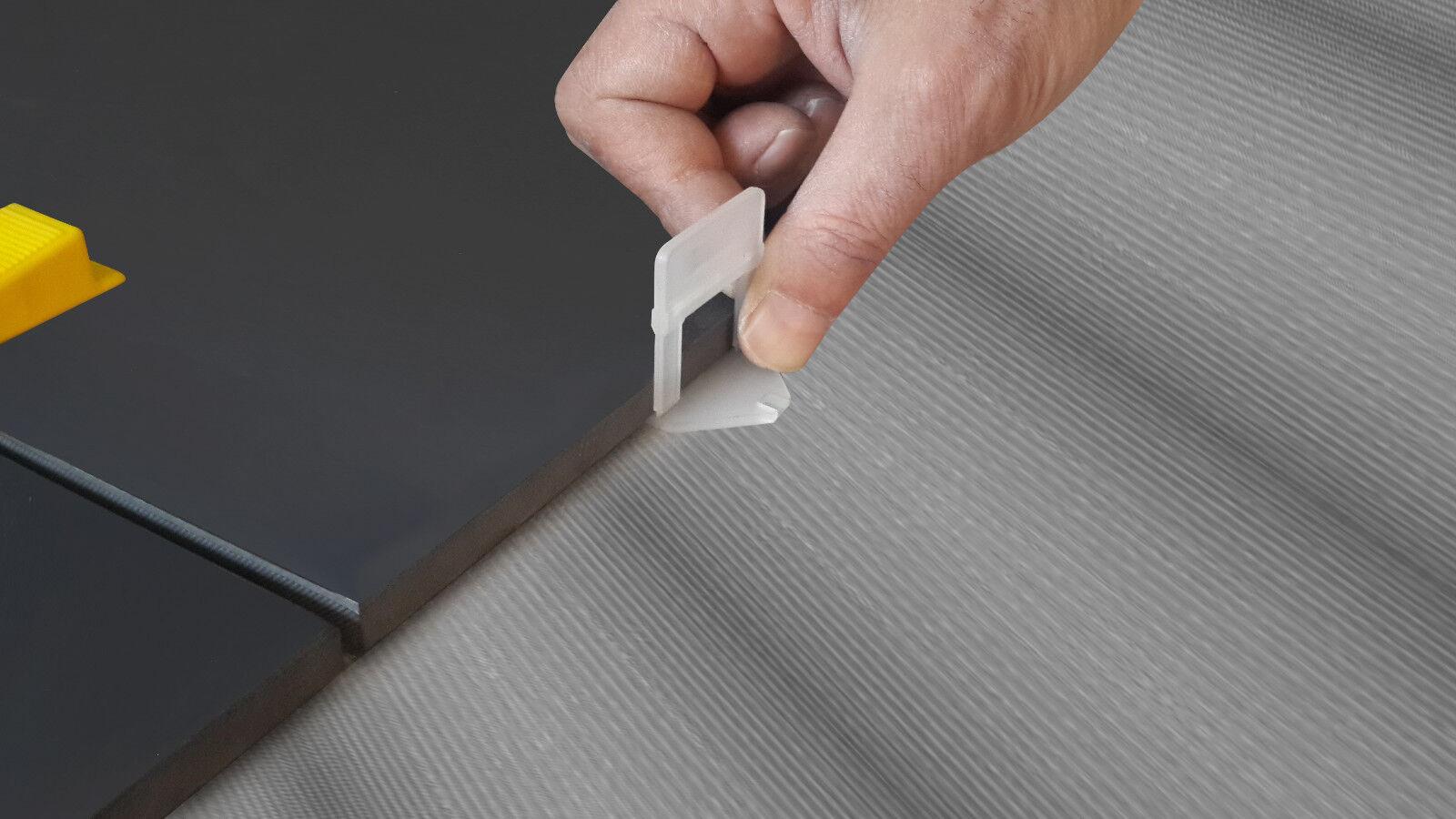 Balleo Fliesen Nivelliersystem Set 2000 Laschen - 500 Keile - Bodenzange Metall | Qualität Produkte  | Kaufen Sie online  | Sale Online
