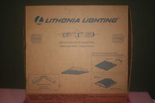 Lithonia 2' T8 Troffer w// Emergency Pack 2GT8-4-17-A-2125-MVOLT1//4-GEB10IS-EL-LP