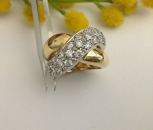 ANELLO-IN-ORO-GIALLO-BIANCO-18KT-CON-CUBIC-ZIRCONIA-18KT-SOLID-GOLD-RING