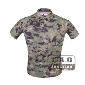 7a8192b87968c Emerson Skin-tight Base Layer Camo Outdoor Sports Running Hunting ...