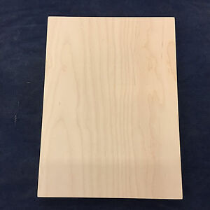 Custom Size Contemporary Maple Veneer Flat Slab Cabinet